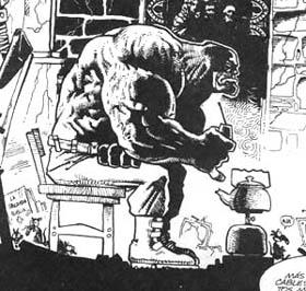 Superheroes y Villanos Argentinos - DC Comics